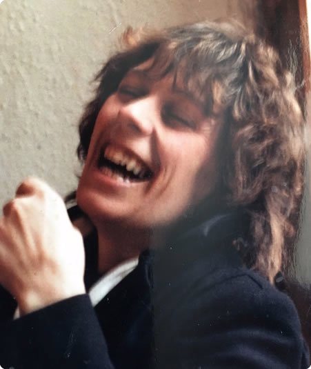 Around about 1990 – when everybody had a (bad) perm!